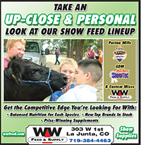 Welcome to WW Feed & Supply Online